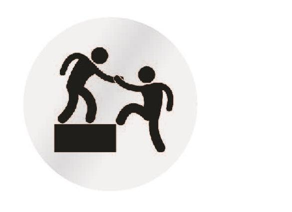 hjälpande hand